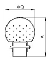 fixed-spray-head-cleaning-ball-50053